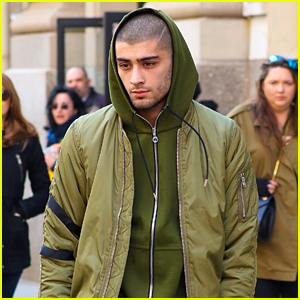 Zayn Malik Shouts Out 'Zquad' for Support After 'Mind of Mine' Release