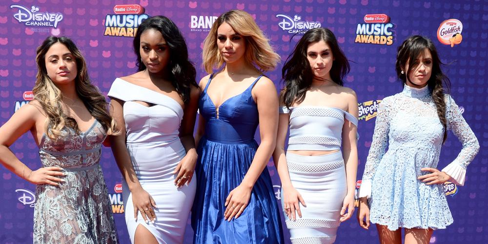Fifth Harmony Meet Gwen Stefani At Rdma 2016 2016 Radio