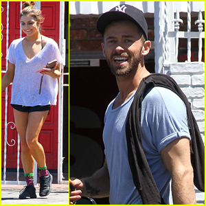 Artem Chigvintsev & Jenna Johnson To Perform Another Dance on 'DWTS' Monday - Watch A Sneak Peek!