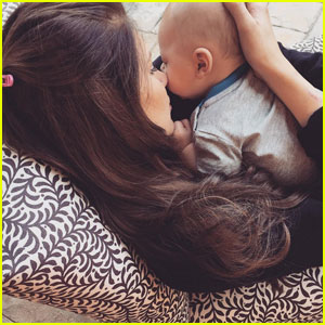 Briana Jungwirth Shares New Photos of Baby Freddie Tomlinson!