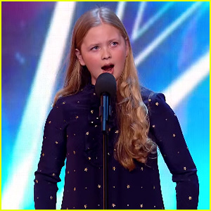Young Singer Beau Dermott Belts Out 'Defying Gravity' - Watch Now!