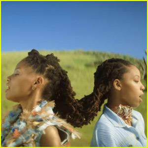 Chloe x Halle Release New Music Video for 'Drop'