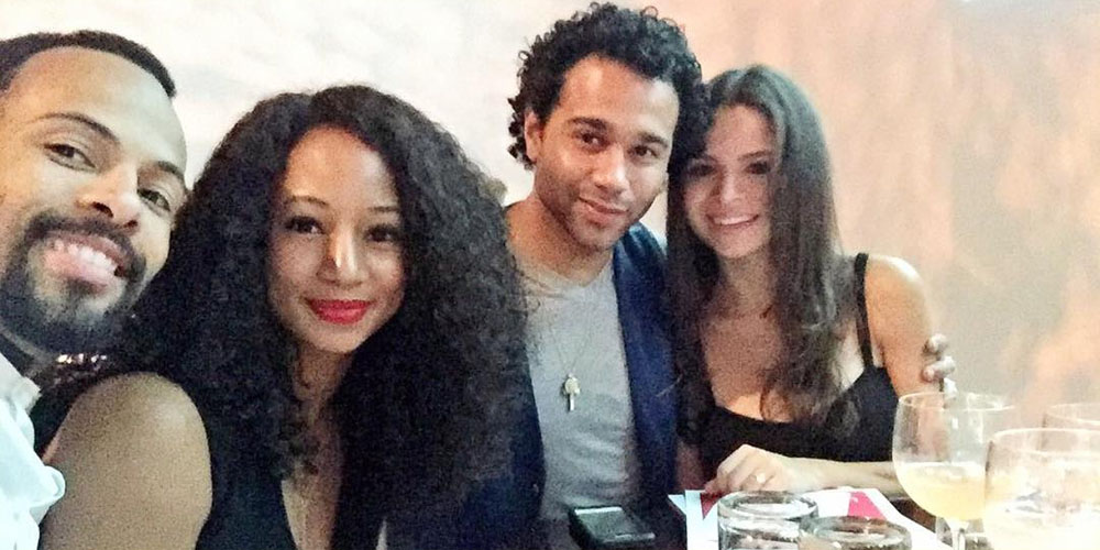 dating corbin bleu Corbin bleu just engaged to girlfriend sasha clements and the high school musical star made sure he laid on a magical proposal, by popping the question at disney world on wednesday 'i'm very excited to begin this next chapter of my life with the woman who stole my heart,' corbin told people.