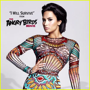 Demi Lovato Belts Out 'I Will Survive' for 'Angry Birds Movie' - Listen to a Clip!