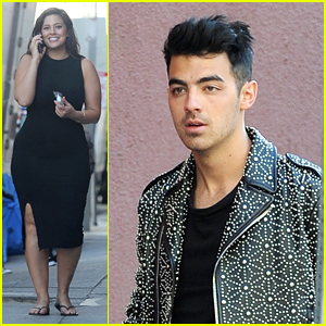 DNCE Films Music Video With Model Ashley Graham