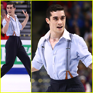 Spain's Javier Fernandez Brings Crowd To Their Feet & Wins Men's Title at Worlds 2016