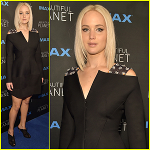 Jennifer Lawrence Narrates 'A Beautiful Planet' Documentary - Watch A Clip Now!