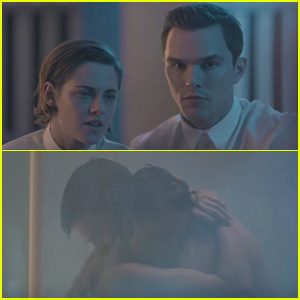 Kristen Stewart & Nicholas Hoult Star in 'Equals' Trailer - Watch Now!