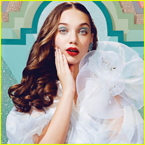 Maddie Ziegler Loves Experimenting With Makeup