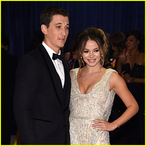 Miles Teller Brings Girlfriend Keleigh Sperry to White House Correspondents' Dinner 2016