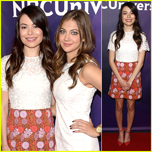 Miranda Cosgrove Talks A Possible 'iCarly' Reboot & Has A Storyline All Planned Out