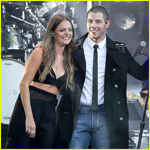 Nick Jonas Joins Tove Lo for 'Close' Performance on 'Jimmy Kimmel Live!'