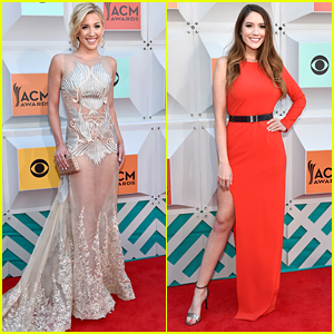 Savannah Chrisley & Blair Fowler Turn Heads at ACM Awards 2016