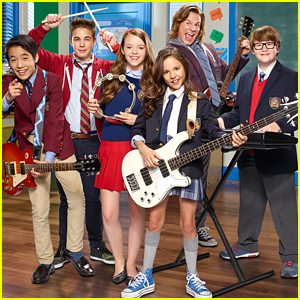 'School of Rock' Renewed For Season Two By Nickelodeon!