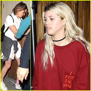 Sofia Richie Turns Herself Into Internet Meme
