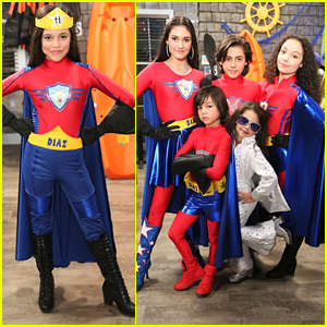 The Diaz Family Turn Into The Incredibles For Mother's Day on 'Stuck In The Middle' Tonight