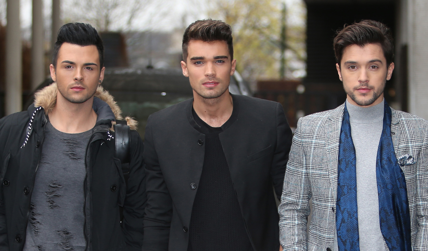 Union J Shows Off Hot Shirtless Bodies on Barbados Beach