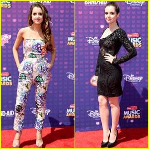 Laura Marano & Vanessa Marano Turn Heads At RDMA 2016