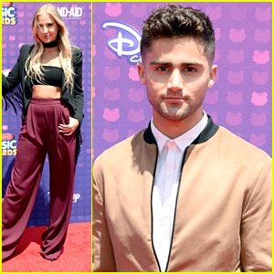 Veronica Dunne & Max Ehrich Couple Up For Radio Disney Music Awards 2016