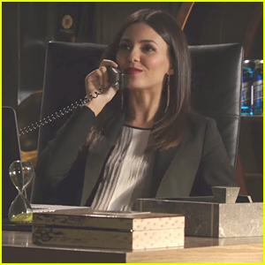 Victoria Justice Plays Dirty Business In 'Cooper Barrett's Guide To Surviving Life' Exclusive Clip - Watch Now!