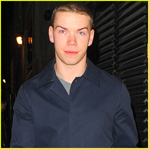 Will Poulter Shows Off New Kitten On Twitter
