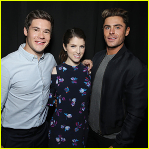 Zac Efron, Anna Kendrick & Adam Devine Hit CinemaCon For 'Mike & Dave Need Wedding Dates'