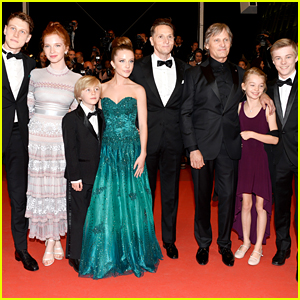 Annalise Basso & George MacKay Hit Cannes for 'Captain Fantastic' Screening!