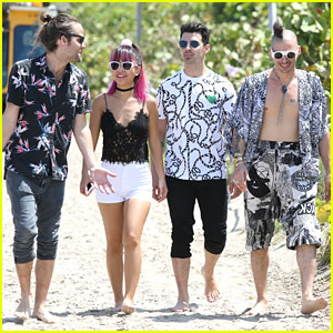 DNCE Didn't Have Anyone Else But Ashley Graham In Mind For 'Toothbrush' Video