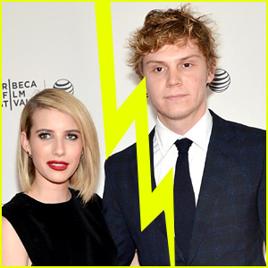 Emma Roberts Splits from Evan Peters for Second Time (Report)