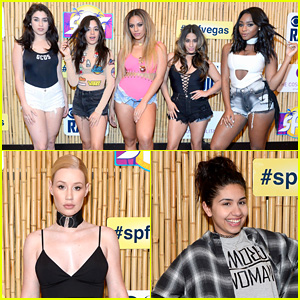 Fifth Harmony & More Perform to Sold Out Las Vegas Crowd!