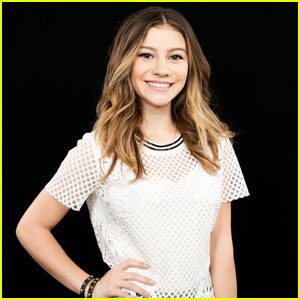 G. Hannelius Promotes 'Roots' in the Big Apple