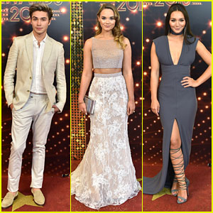 George Shelley Hits British Soap Awards 2016 With Emmerdale, Hollyoaks & EastEnders Stars