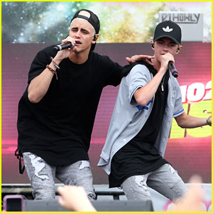 Jack & Jack Kick Off Wango Tango 2016 - See The Pics!