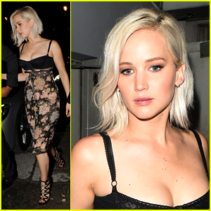 Jennifer Lawrence Says Her Ex Nicholas Hoult Hated Her 'X-Men' Costume Routine