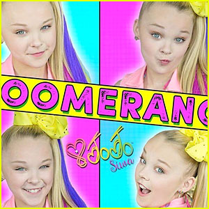 JoJo Siwa Takes Down Online Bullying with New Song 'Boomerang'
