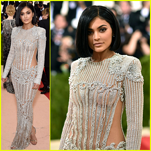 Kylie Jenner Makes Her Met Gala Debut!