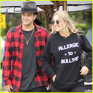 Mark Ballas Thanks Mom for Embarassing Him on His 30th Birthday