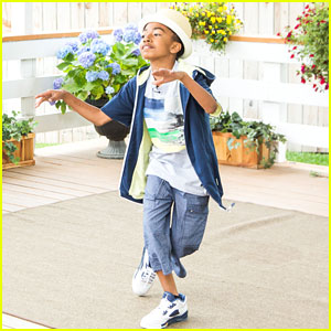 Miles Brown Dances For Cirque Du Soleil's 'One Drop' on 'Home & Family'