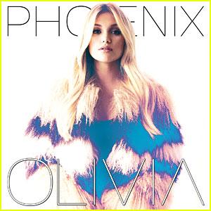 Olivia Holt Premieres Debut Single 'Phoenix' With JustJaredJr.com - Full Audio & Lyrics!