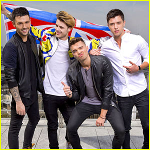 Stereo Kicks' Casey Johnson Joins Union J!