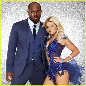 Von Miller & Witney Carson Salsa To Elvis On DWTS' Icon Night (Video)