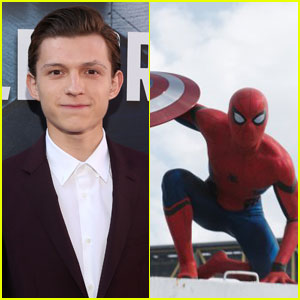 Get to Know 'Captain America: Civil War' Spider-Man Tom Holland!