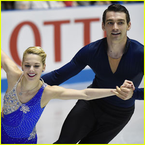 Figure Skating Duo Alexa Scimeca & Chris Knierim Get Married!