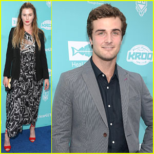 Beau Mirchoff Hits Heal The Bay's Bring Back The Beach Gala