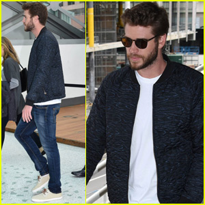 Liam Hemsworth & Miley Cyrus Are 'Really Happy Together' According to Billy Ray Cyrus