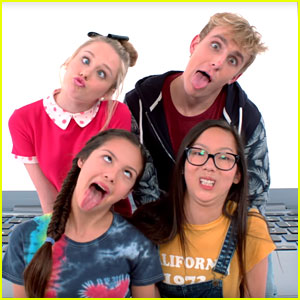 'Bizaardvark' Cast Gets Super Silly in Opening Credits - Watch Now!