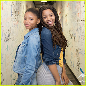 Chloe & Halle Open Up About New Song 'Drop'