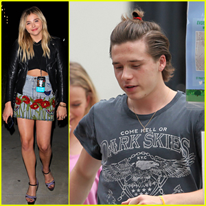 Chloe Moretz Talks Relationship Dynamics With Brooklyn Beckham