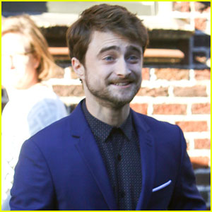 Daniel Radcliffe Says Playing A Bad Guy is 'A British Rite of Passage'