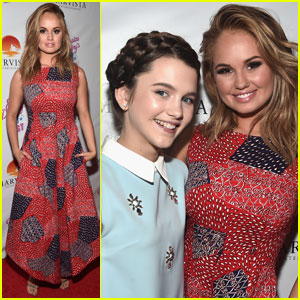 Debby Ryan Premieres 'Jessica Darling's It List' With the Whole Cast!
